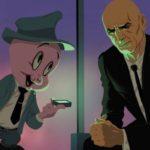 Lex Luthor/Porky Pig #1
