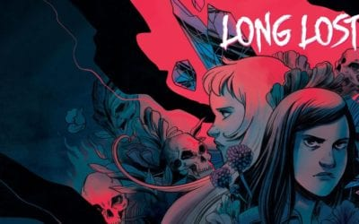 Long Lost #8 REVIEW