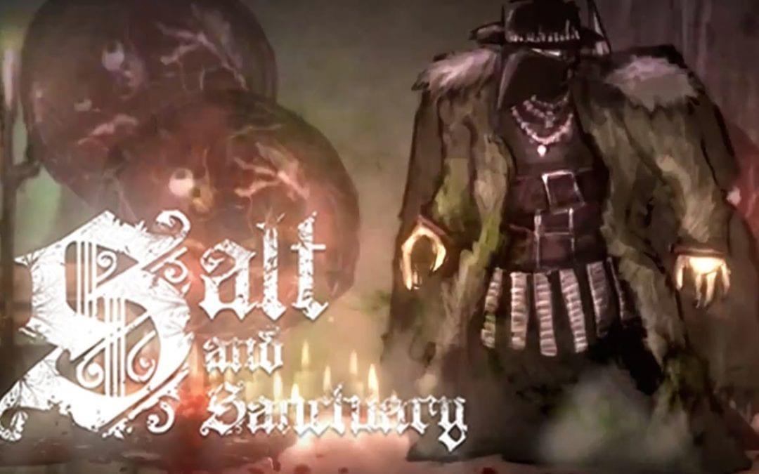 Salt and Sanctuary Review