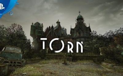 Torn – Enter the Mansion Trailer