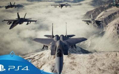 Ace Combat 7: Skies Unknown Gamescom Trailer Revealed