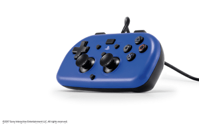 REVIEW: Is the Hori Mini Wired PS4 Gamepad Accessible?