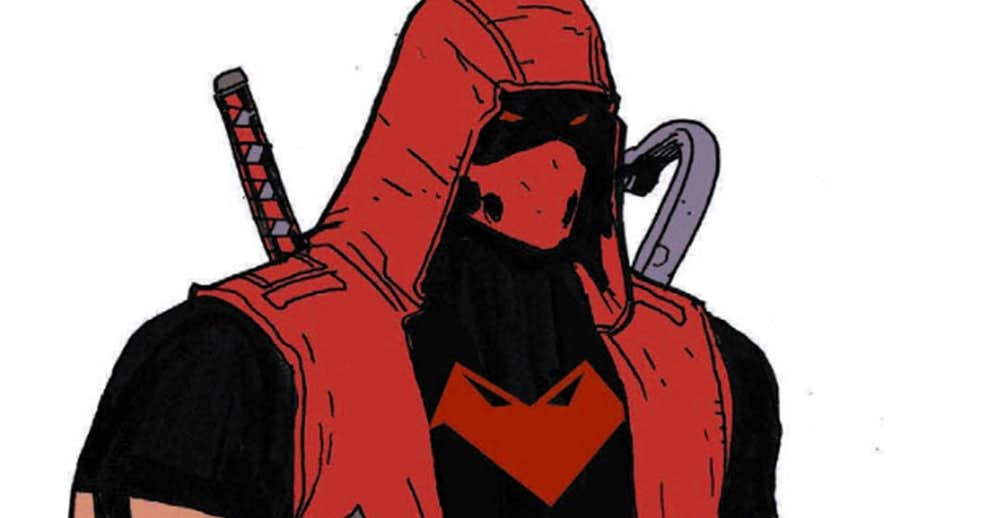 Red Hood has a new look starting in Red Hood and the Outlaws #26