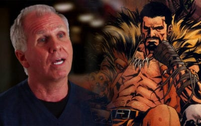 RUMOR: 'The Equalizer 2' Scribe Richard Wenk To Pen 'Kraven the Hunter' For Sony