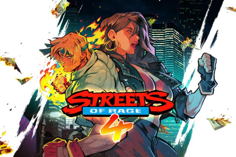 Streets of Rage 4 Reveal Trailer Revealed!