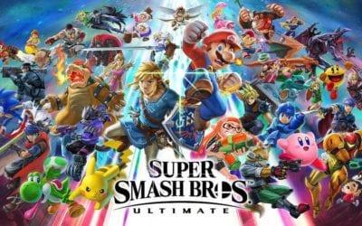 Super Smash Bros. Ultimate Adds Simon Belmont and More