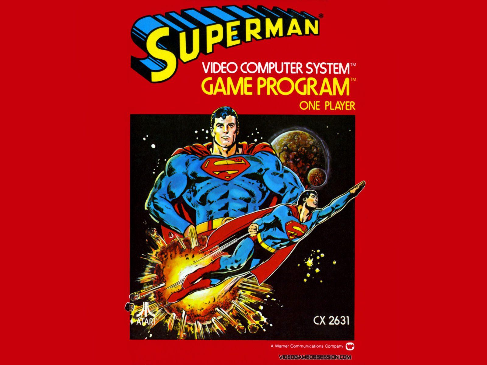 Nostalgia Knowledge – Superman The Game