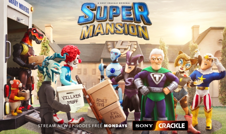 Interview: SuperMansion Composer Kurt Oldman
