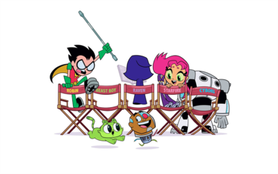 Interview: Teen Titans Go! Composer Jared Faber