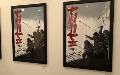 Mondo Gallery Presents: Heroes In A Half Shell