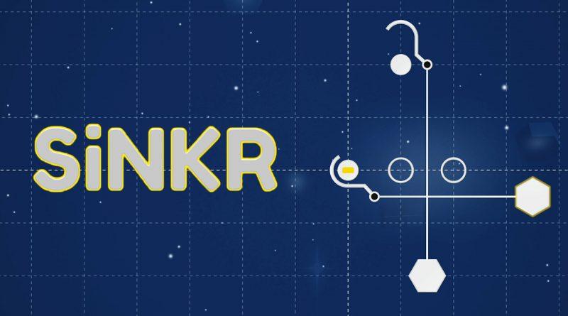 SiNKR Minimalist Puzzle Game | GenXGrownUp Live