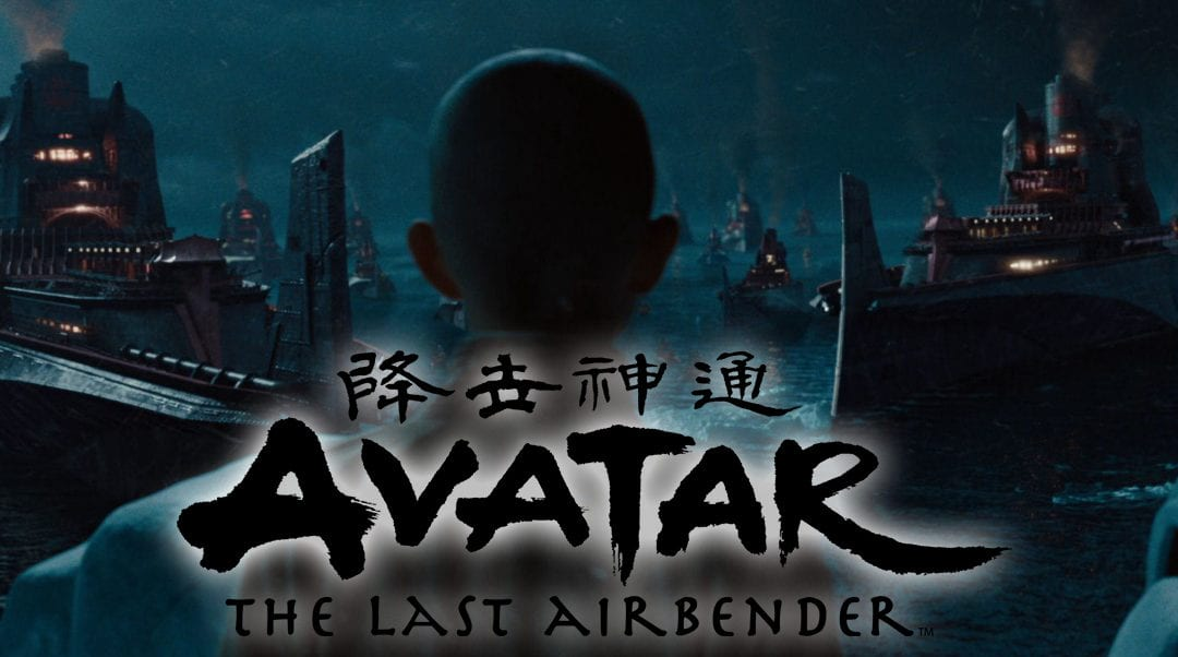Netflix and Nick Developing an 'Avatar: The Last Airbender' Live-Action TV Series