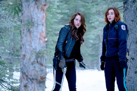 Wynonna Earp 3×07 Review