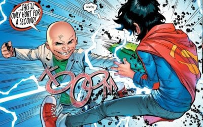 Adventures of the Super Sons #2 Review