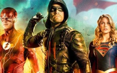 This Year's Arrowverse Crossover Officially Titled 'Elseworlds'
