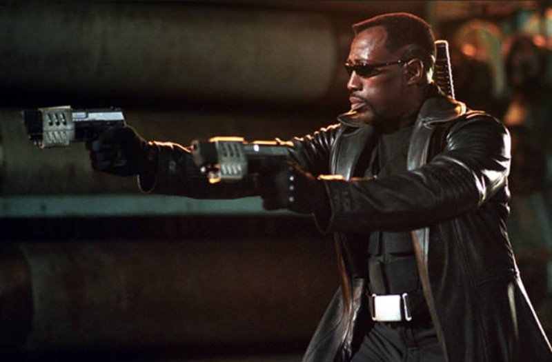 As 'Blade' Franchise Turns 20 Wesley Snipes Is Still Teasing Talks With Marvel For 'Blade 4'