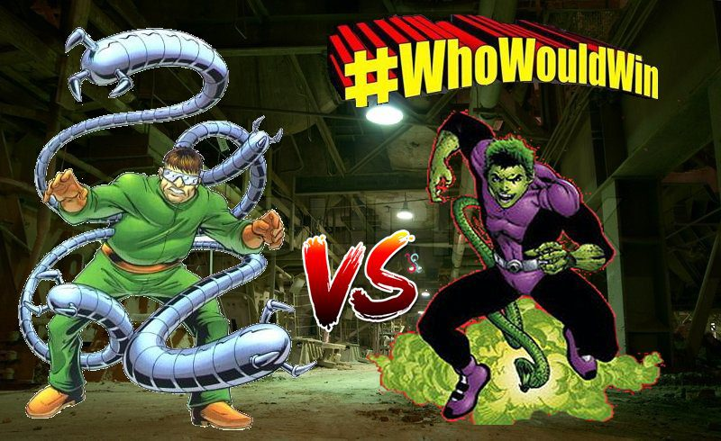 #WhoWouldWin: Doctor Octopus vs. Beast Boy