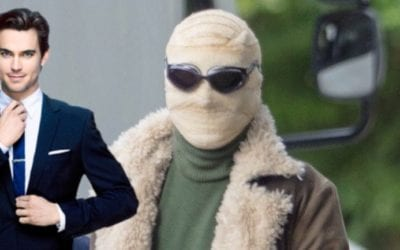 Matt Bomer officially cast as Negative Man in 'Doom Patrol'