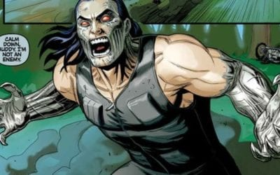 Cyber Force #6 Review
