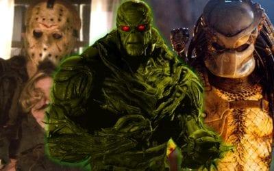 RUMOR: 'Friday The 13th/Predators' Actor Derek Mears To Play 'Swamp Thing' Creature
