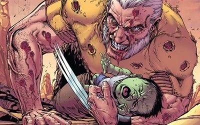 Old Man Logan Review Annual #1