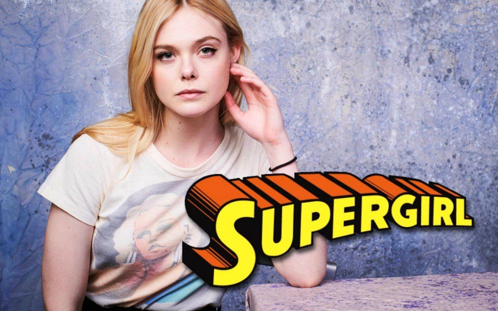 Reed Morano and Elle Fanning Seemingly Dig Our Fan-Casting of Elle As 'Supergirl'