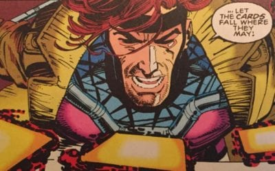 RUMOR: Fox Won't Let The 'Gambit' Movie Just Die And Could Shoot This February In New Orleans