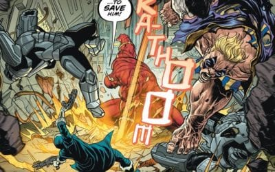 The Flash #54 Review