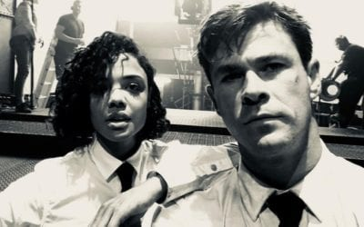 Chris Hemsworth and Tessa Thompson's 'Men In Black' Confirmed To Shoot Scenes In NYC
