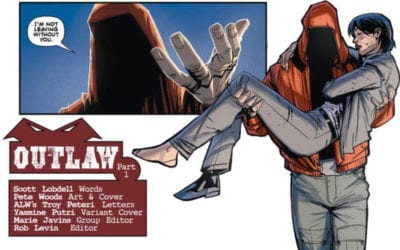 Red Hood: Outlaw #26 REVIEW