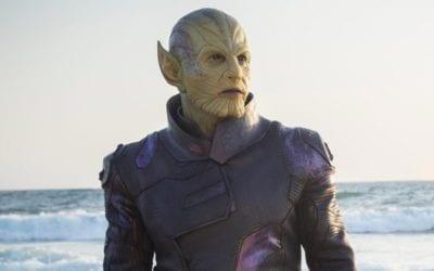 Ben Mendelsohn Confirmed To Play Invading Skrull Villain Talos In 'Captain Marvel'