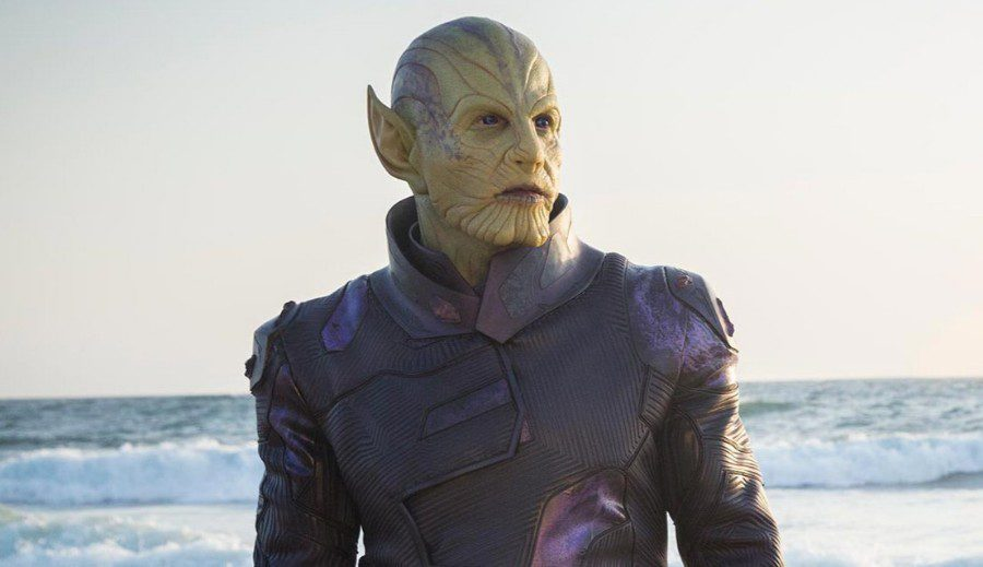 Ben Mendelsohn Confirmed To Play Invading Skrull Villain Talos In 'Captain Marvel'
