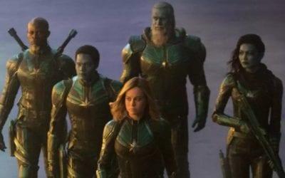 Captain Marvel Spoiler FREE Video Review
