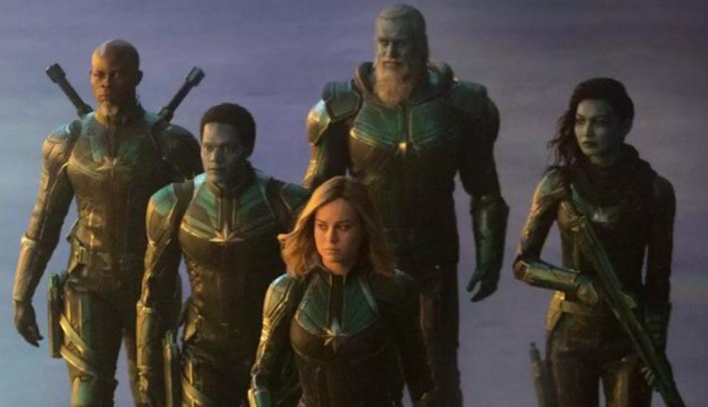 Kree Empire Commando Team Starforce Confirmed For 'Captain Marvel'