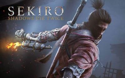 New Sekiro Gameplay Trailer From Tokyo Game Show 2018!