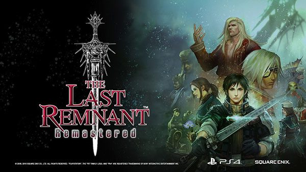 The Last Remnant Remastered Coming In December to PS4