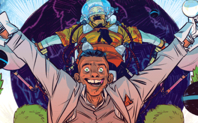 The Weatherman #4 Review