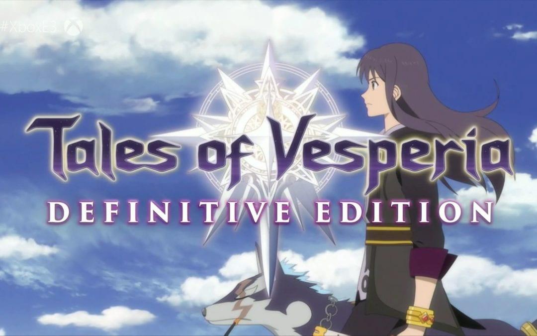 Tales of Vesperia Definitive Edition Release Date Announced!