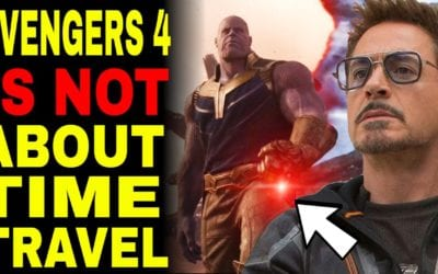 Popular Theory Says Avengers 4 Endgame Is NOT About Time Travel