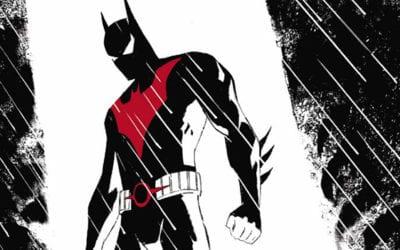 Batman Beyond #24 EXCLUSIVE PREVIEW