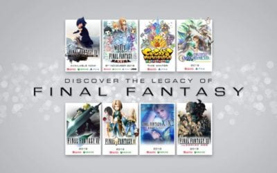 The Legacy of Final Fantasy is making its way to consoles