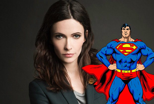 Elizabeth Tulloch Cast As Lois Lane for CW Crossover