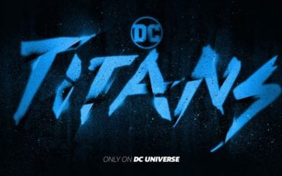 New poster for DC's 'Titans' released!