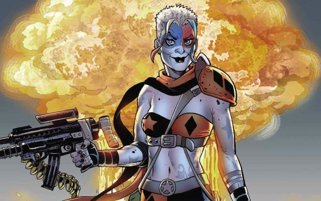 Old Lady Harley #1 Review