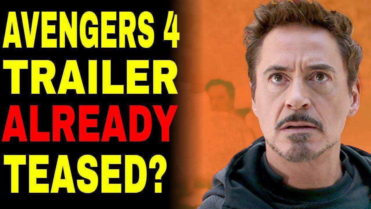 avengers 4 trailer - photo #24
