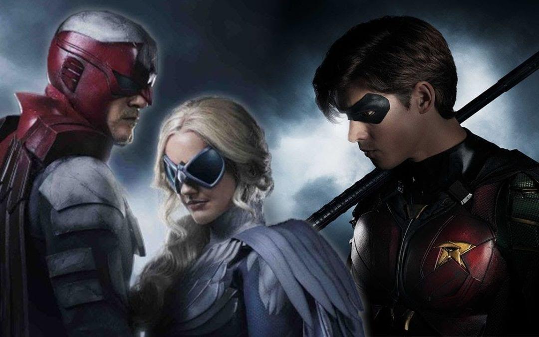 'Titans' Episode 1-3 Review