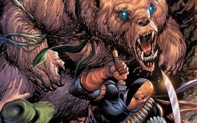 Deathstroke/Yogi Bear #1 Special REVIEW