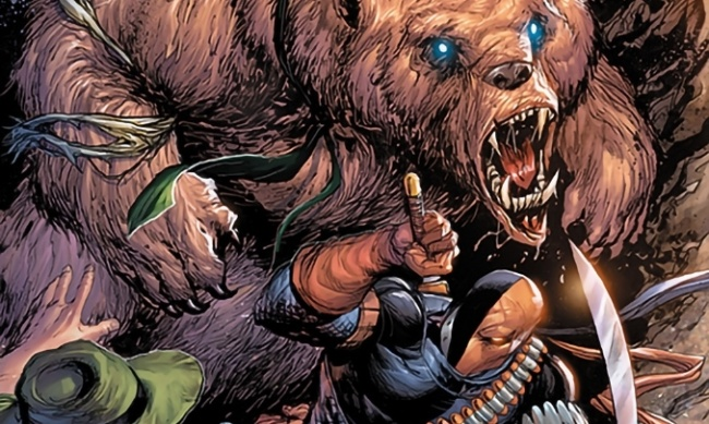Deathstroke/Yogi Bear #1 Special REVIEW