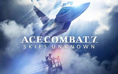 Ace Combat 7: Skies Unknown Playstation VR Hands On Impressions At MCM Comic-Con London