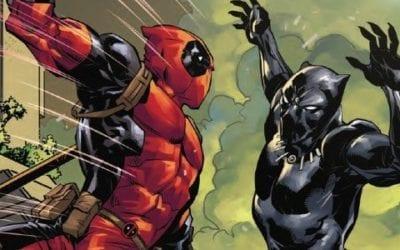 Black Panther vs. Deadpool #1 REVIEW